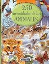250 CURIOSIDADES DE LOS ANIMALES