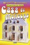 CASA DE MUÑECAS-MAQUETAS RECORTABLES