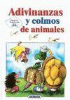 ADIVINANZAS Y COLMOS DE ANIMALES.