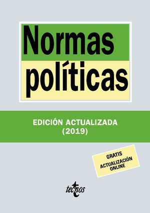 NORMAS POLÍTICAS ED. 2019