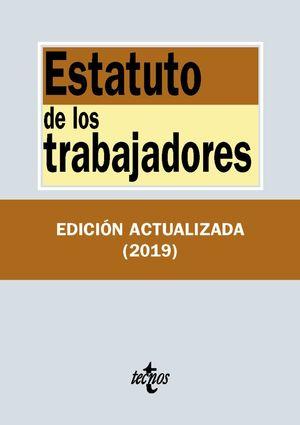 ESTATUTO DE LOS TRABAJADORES ED. 2019