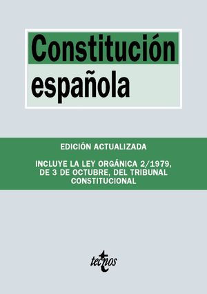 CONSTITUCIÓN ESPAÑOLA ED. 2019