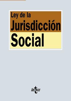 LEY REGULADORA DE LA JURISDICCIÓN SOCIAL 2019