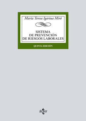 SISTEMA DE PREVENCIÓN DE RIESGOS LABORALES ED. 2020