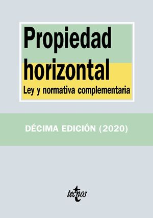 PROPIEDAD HORIZONTAL 2020