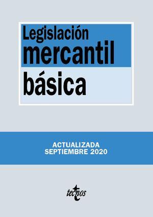 LEGISLACIÓN MERCANTIL BÁSICA 2020