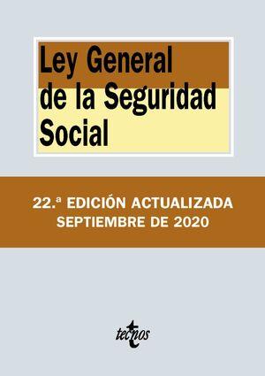 LEY GENERAL DE LA SEGURIDAD SOCIAL 2020