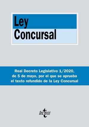 LEY CONCURSAL 2020