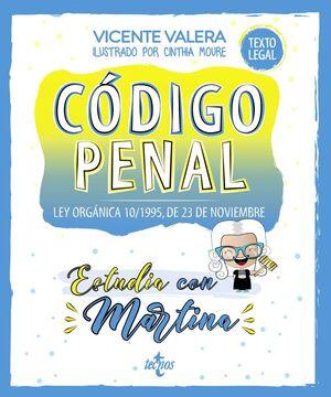 CODIGO PENAL. ESTUDIA CON MARTINA