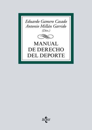 MANUAL DE DERECHO DEL DEPORTE