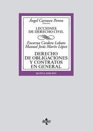 DERECHO DE OBLIGACIONES Y CONTRATOS EN GENERAL