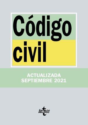 CÓDIGO CIVIL. 40ª ED. 2021