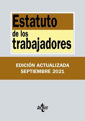 ESTATUTO DE LOS TRABAJADORES 37ª ED. 2021