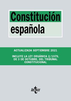 CONSTITUCION ESPAÑOLA 25ª ED. 2021