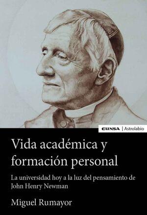 VIDA ACADEMICA Y FORMACION PERSONAL