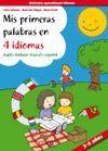MIS PRIMERAS PALABRAS EN 4 IDIOMAS