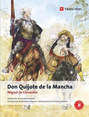 DON QUIJOTE DE LA MANCHA. CLASICOS ADAPTADOS