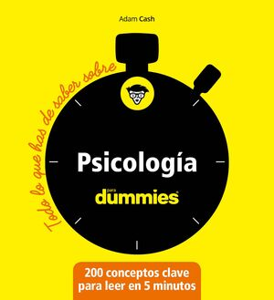 PSICOLOGÍA PARA DUMMIES