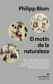 EL MOTÍN DE LA NATURALEZA.