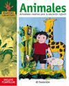 ANIMALES. MANITAS CREATIVAS