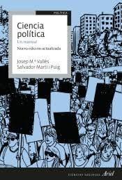 CIENCIA POLITICA. NUEVA EDICION ACTUALIZADA 2020