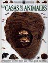 LAS CASAS DE LOS ANIMALES.BIBLIOTECA TRIDIMEN