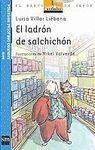 EL LADRÓN DE SALCHICHÓN (SABUESO OREJOTAS 1)