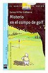 MISTERIO EN EL CAMPO DE GOLF (SABUESO OREJOTAS 3)