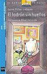 EL LADRÓN SIN HUELLAS (SABUESO OREJOTAS 4)