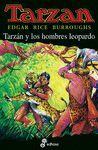 TARZAN Y LOS HOMBRES LEOPARDO. TARZAN 18