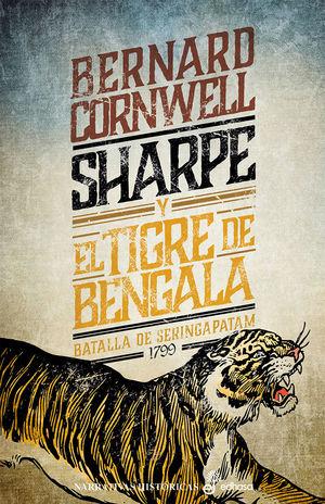 SHARPE Y EL TIGRE DE BENGALA. SHARPE 1