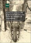 6301414GR01A01 FORMACIÓN Y DESARROLLO PROFESIONAL DEL EDUCADOR SOCIAL EN CONTEXTOS DE INTERVENC
