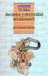 MECANICA Y ELECTRICIDAD DEL AUTOMOVIL.APRENDE