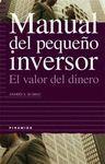 MANUAL DEL PEQUEÑO INVERSOR.EL VALOR DEL DINE