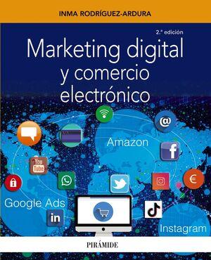MARKETING DIGITAL Y COMERCIO ELECTRÓNICO. 2ª ED.