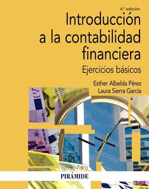 INTRODUCCIÓN A LA CONTABILIDAD FINANCIERA. 4ª ED.