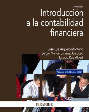 INTRODUCCIÓN A LA CONTABILIDAD FINANCIERA. 7ª ED.