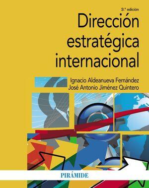 DIRECCIÓN ESTRATÉGICA INTERNACIONAL 3ª ED.