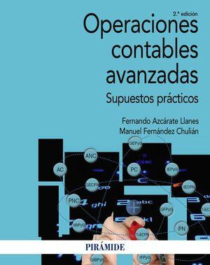 OPERACIONES CONTABLES AVANZADAS 2ª ED.