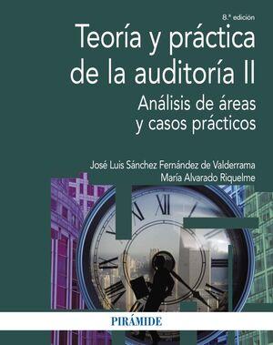 TEORÍA Y PRÁCTICA DE LA AUDITORÍA II - 8ª ED.