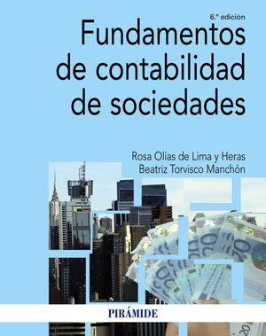 FUNDAMENTOS DE CONTABILIDAD DE SOCIEDADES. 6ª ED.