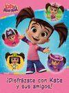 ¡DISFRÁZATE CON KATE Y SUS AMIGOS! (KATE & MIM MIM. ACTIVIDADES)