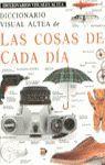DICCIONARIO VISUAL ALTEA DE LAS COSAS DE CADA