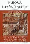 HISTORIA DE ESPAÑA ANTIGUA II.HISPANIA ROMANA