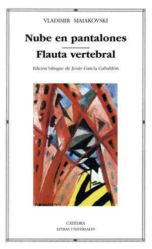 NUBE EN PANTALONES. FLAUTA VERTEBRAL