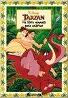 TARZAN. LIBRO GIGANTE PARA COLOREAR