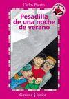 PESADILLA DE UNA NOCHE DE VERANO . LOS SIETE ENIGMAS 4