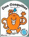DON COSQUILLAS.ACTIVIDADES Y COLOREAR