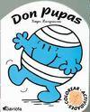 DON PUPAS. ACTIVIDADES COLOREAR
