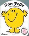 DON FELIZ. ACTIVIDADES COLOREAR